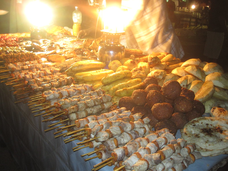 Stonetown Zanzibar Dinner Africa