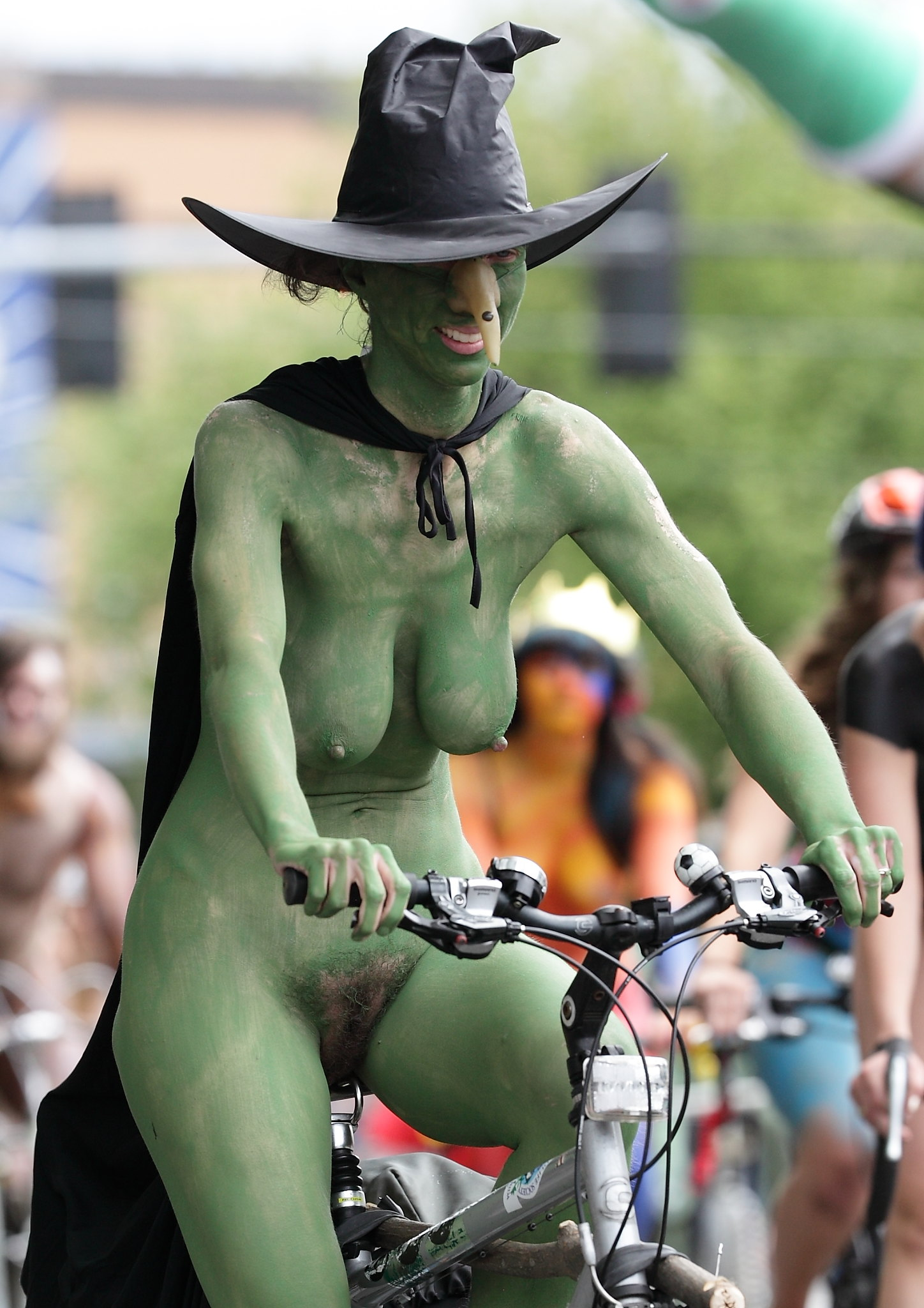 Naked Bike Parade 22