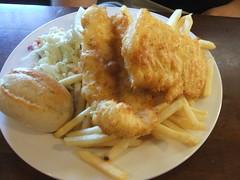 Cod fry
