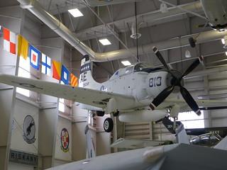 Douglas EA-1F Skyraider (AD-5Q)