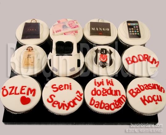 BJK Cupcake