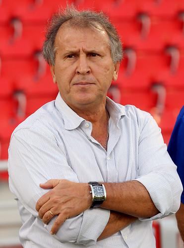 Zico - Famoso atleta brasileiro e do Flamengo