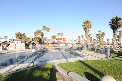 Venice Basketball Courts
