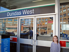 Dundas West Station by Clover_1