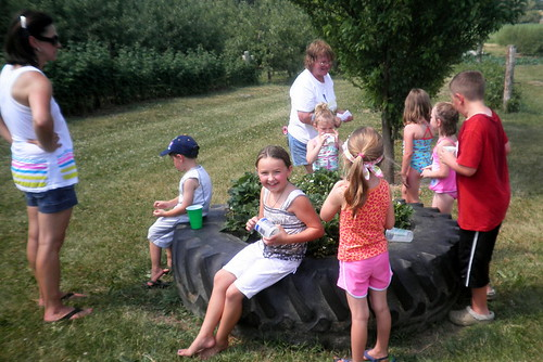 Kids in the Garden - Week 3