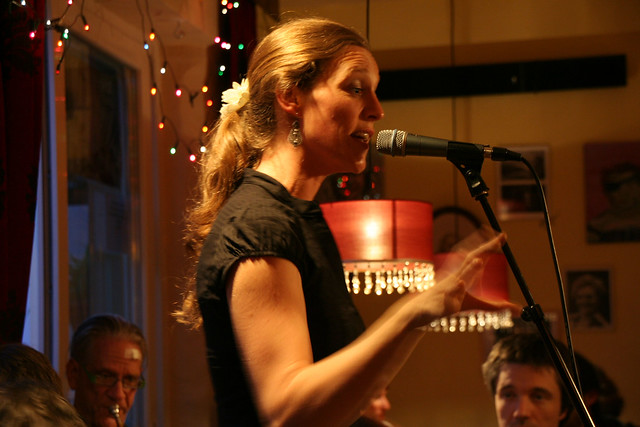 Singer in Ghent