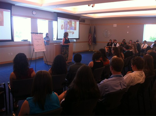 NSLC INTL Visits the United States Institute of Peace
