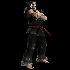 PlayStation All-Stars Battle Royale Toro & Heihachi reveal