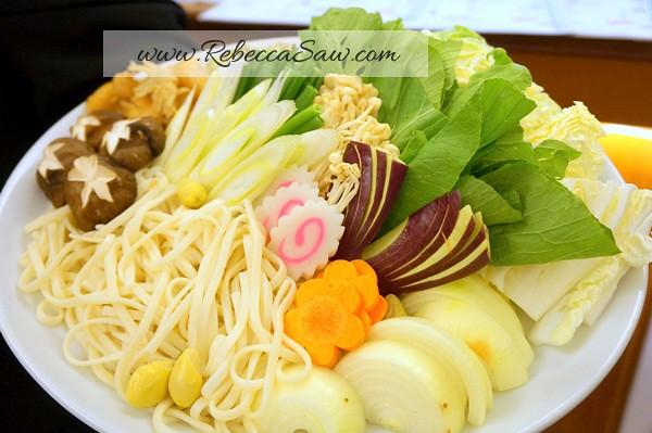 shokudo japanese restaurant - Armada Hotel-006