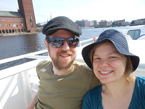 Herr och Fru Ferry sedan 5 år!