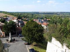 Picquigny_château (panorama depuis sommet Porte du Gard) 1