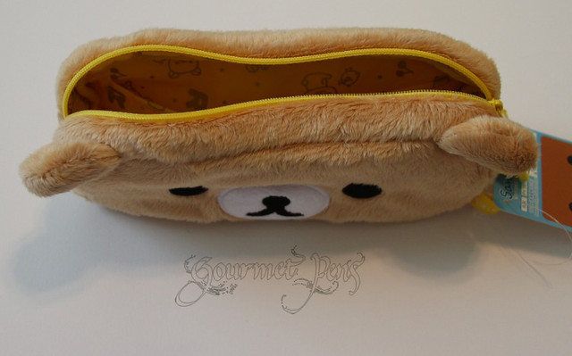 Rilakkuma Pencil Case Inside