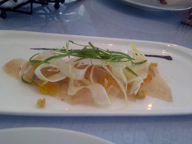 Swordfish Carpaccio 2