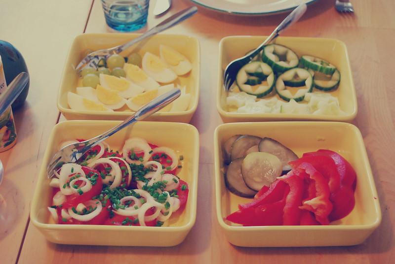 ruokaa