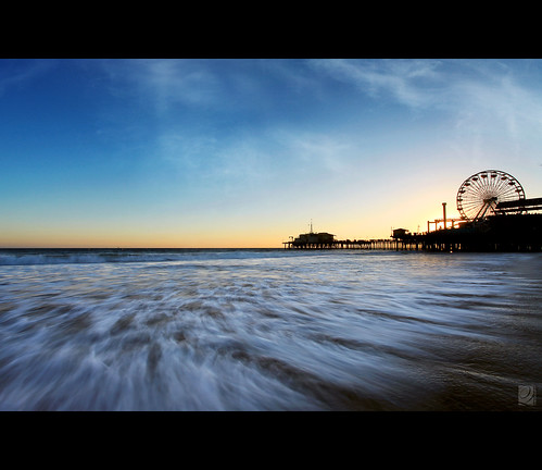 Santa Monica, Sunset 2