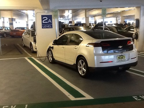 Americana at Brand - Level 2A - Volt using wrong charger 2