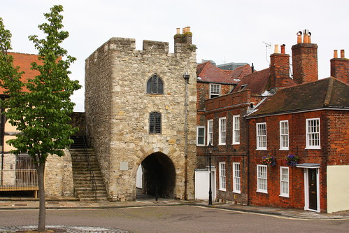 Tower on the Southampton Walls