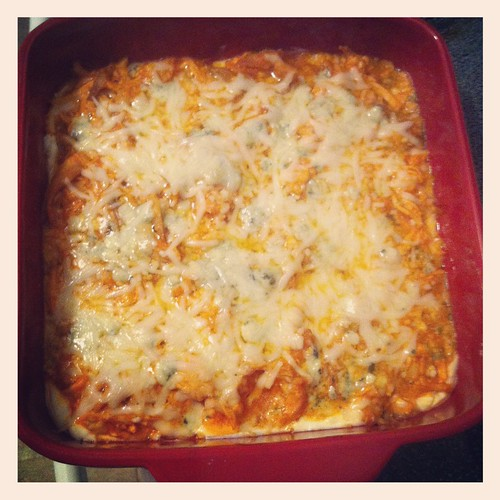 WPIR - buffalo chicken dip
