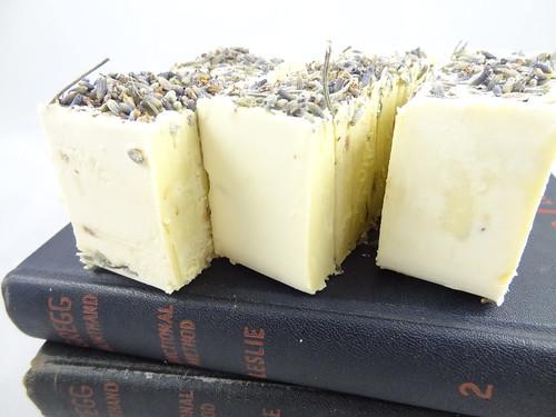 Lavender Olive Oil Soap July 2012 (2)