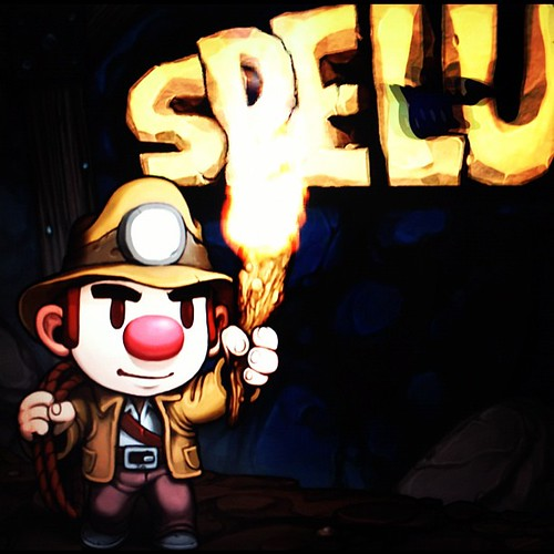 Indiana Jones Spelunky Character