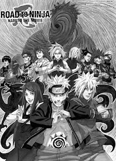Naruto One Shot Road to ninja