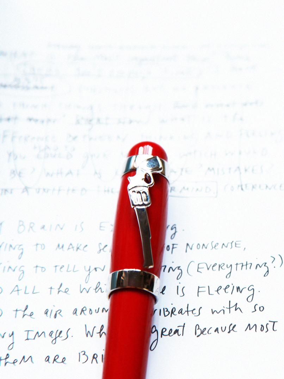 prada pen