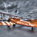 Breitling Bi-planes in HDR by mjsearle121