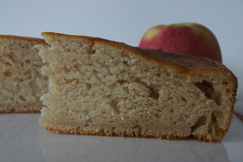 Teacake - Apple and Cinnamon