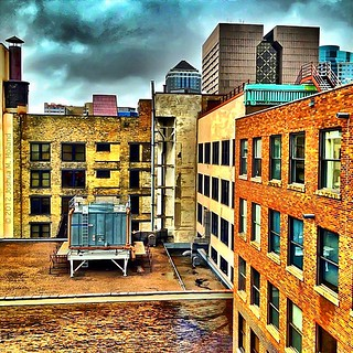 Minneapolis Rooftops