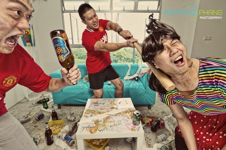 Conceptualised Pre-Wedding: Raymond Phang Photography7