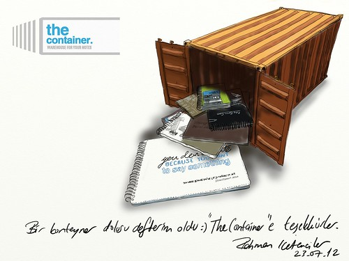 The Container Notebooks