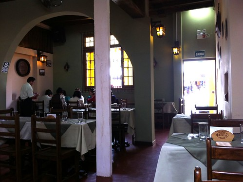 Lima (Perú) | Restaurante El Embrujo | Local