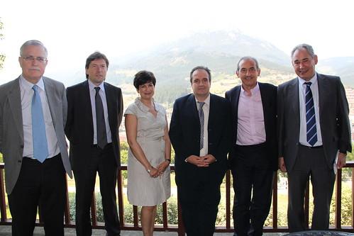 Firma de colaboración entre LKS y CEPE.