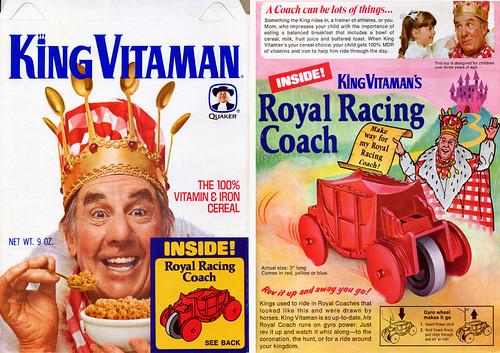 King Vitamin Toys