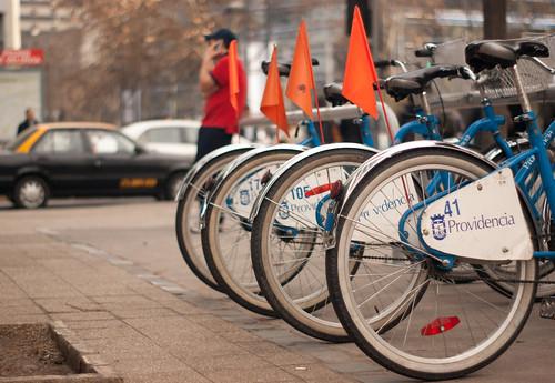 Biking Providencia
