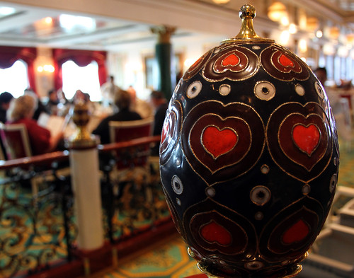 Norwegian Pearl - Summer Palace Egg
