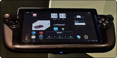 Wikipad: Les spécifications de la tablette orientée Gaming