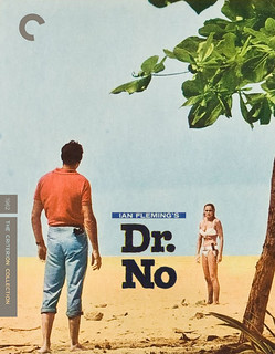 DR NO Criterion Collection Blu-ray