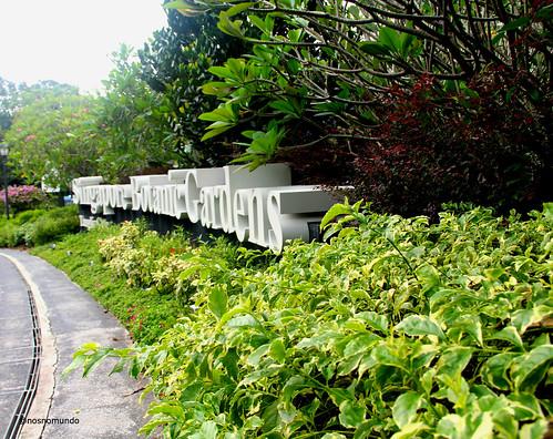 Jardim Botânico de Singapura