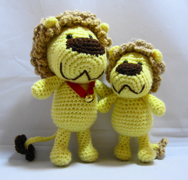 Amigurumilacion : Amigurumi lion flickr photo sharing