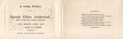 47_Sarah Ellen Anderton_funeral card