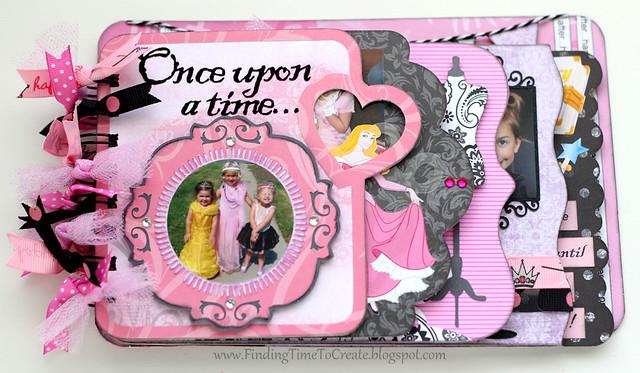 Princess Mini Album