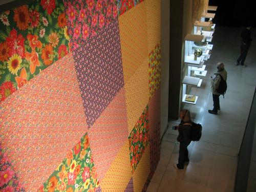 Casa Brasil - fabric wall