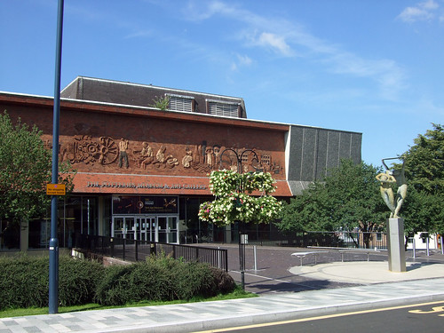 Potteries Museum and Art Gallery, Stoke-on-Trent (2012)