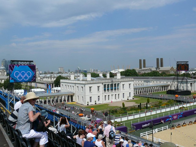 Olympic London 2012 Greenwich
