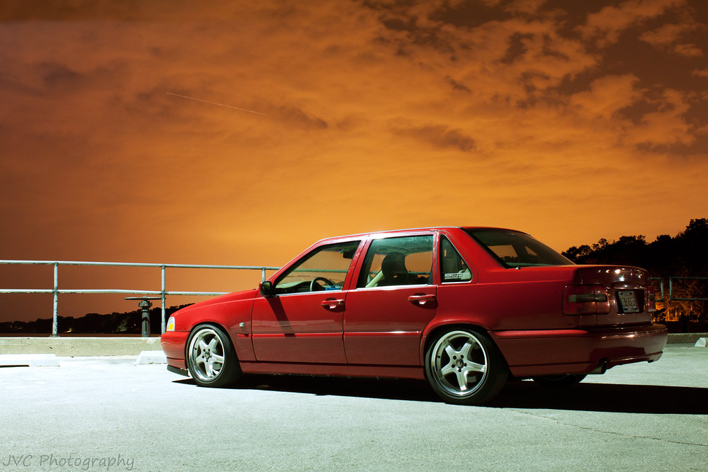 The Quest to Stance a Volvo - Page 8