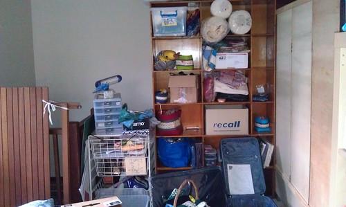 Haberdashery storage