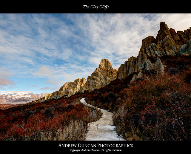 The Clay Cliffs