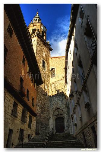 Rua de Vitoria-Gasteiz by VRfoto