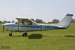 G-AWGD REIMS-CESSNA F.172H 0503 120527 - AeroExpo-Sywell - Alan Gray -IMG_0264